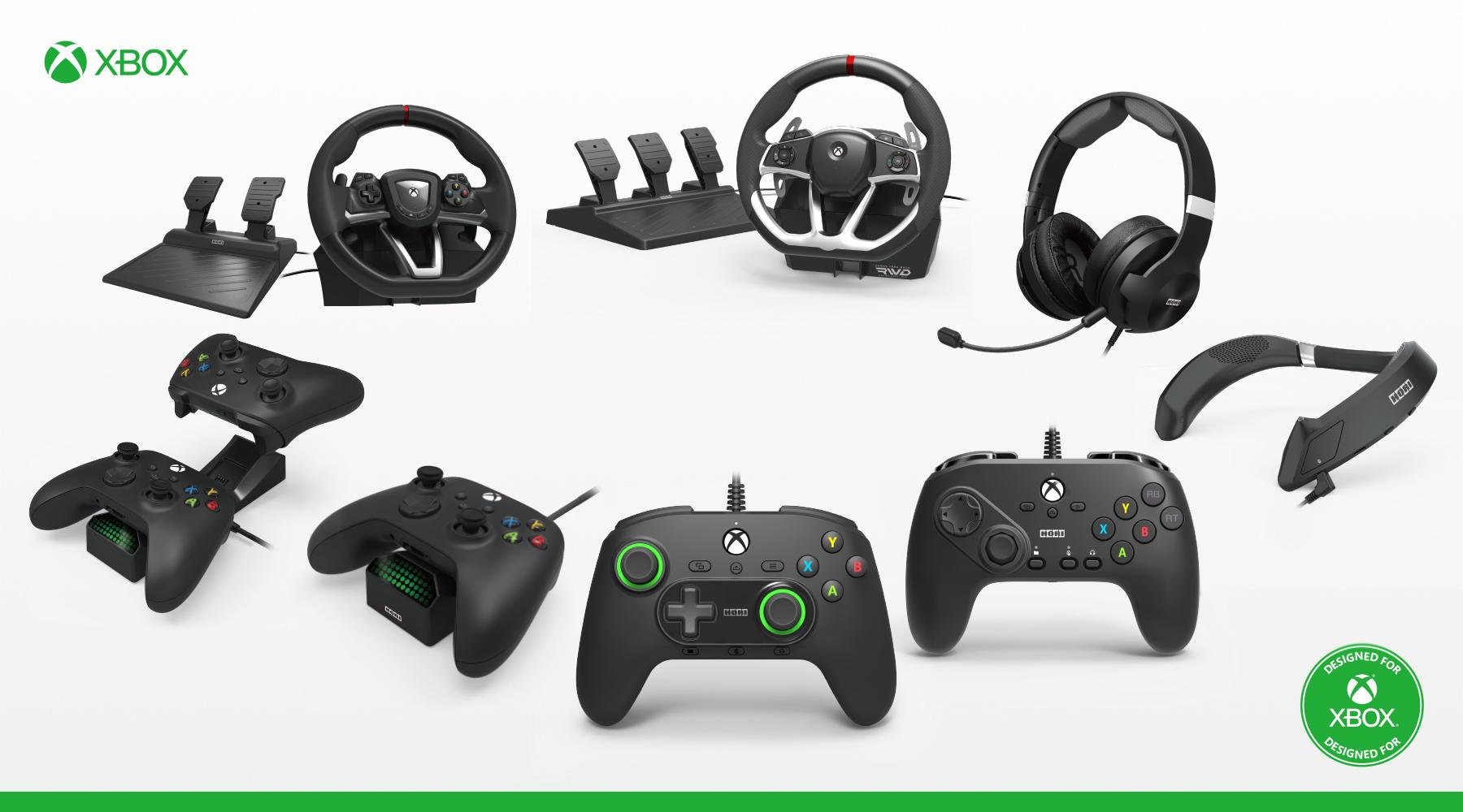 Xbox Series X Sの周辺機器が続々登場!